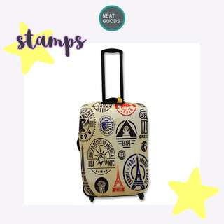 Luggage Cover Protector Stamps