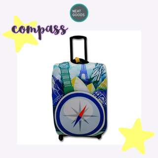 Luggage Cover Protector Compass