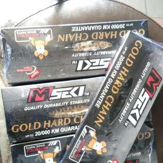 RANTAI GOLD M SEKI SIZE 428 X PANJANG 120