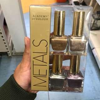 Pre-Order Metallic Nail Polish 💅🏽
