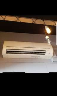 Cheapest aircon servicing in town