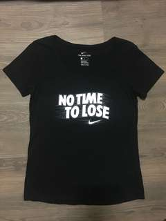 Nike No Time To Lose Women T-shirt