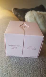 Charlotte TIlbury's magic cream