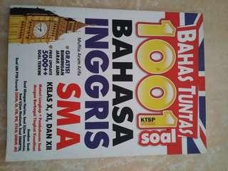 1001 bahasa inggris