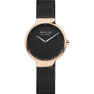 Bering 15531-262 30mm Max Rene Black Stainless Steel Ladies' Watch