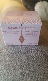 Charlotte Tilbury eye cream