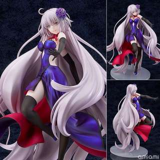 (PO) Fate/Grand Order - Avenger/Jeanne d'Arc (Alter) Dress Ver. 1/7 Complete Figure