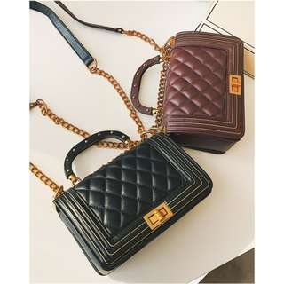 [PO] Ladies Elegant Crossbody Bag
