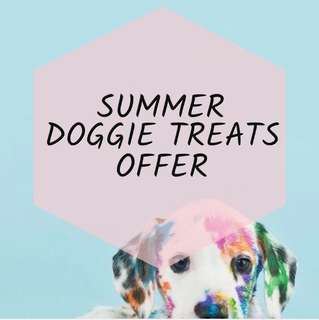 Dog Food Summer Offer