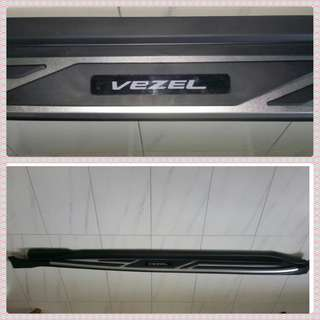 Honda vezel side step ( plug and play)