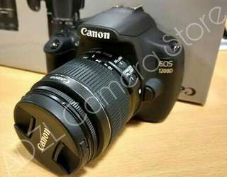 Camera DSLR Canon 1200D