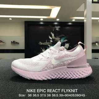 NIKE EPIC REACT FLYKNIT 女款跑步鞋 AQ0067-600