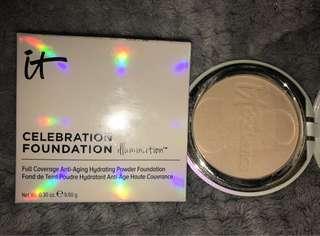 IT Cosmetics Celebration Foundation Illumination in Fair