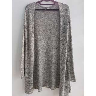 H&M Divided Long Knit Cardigan