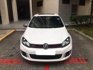Volkswagen Golf GTI 2.0 Auto 5dr