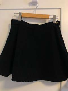 AMERICAN APPAREL CORDUROY SKIRT size small