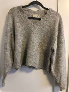 WILFRED FREE WOOL SWEATER size 1
