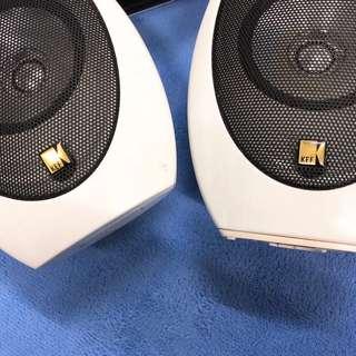 KEF speaker