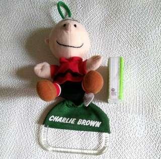 Charlie Brown 毛巾掛架