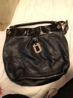 Capezio leather bag