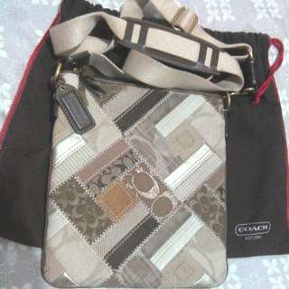 Authentic Limited Edition Coach Sling bag