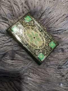Vintage Italian Card Holder