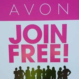 Avon Free registration