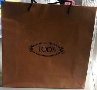 Paperbag Tods