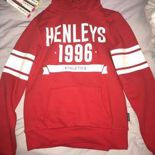 henleys hoodie