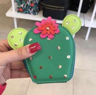Kate Spade Cactus Coinpurse (Original)