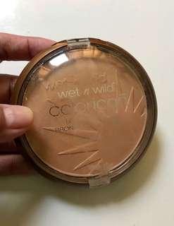 Used Wet n Wild Bronzer (bukan palsu, dll)