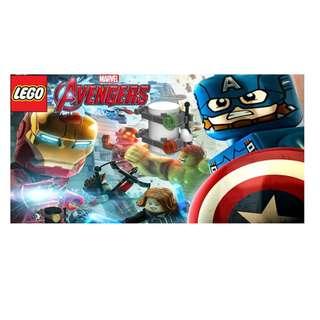 LEGO MARVEL's Avengers + DLC