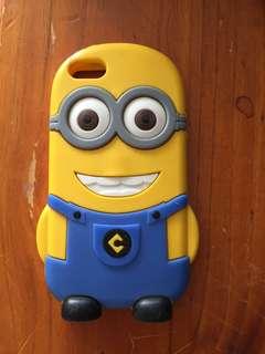 Iphone 5/5s minion case
