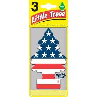 🚚 Little Trees 小樹芳香片(3片裝)-頂級香草