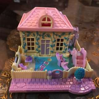 Polly pocket nursery schoolville