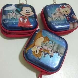 Disneyland coins pouch
