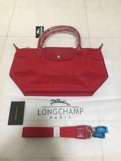NEW! Longchamp Neo uk S kualitas super