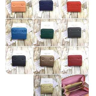 Charles & Keith Small Wallet