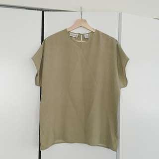 Liz Claiborne silk blouse