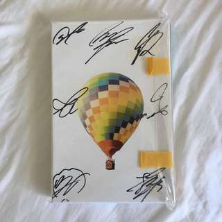 "BTS Official Promo signed Young Forever Day Album ""bimae"""