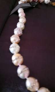 💎 Natural Pearls Necklace REDUCED