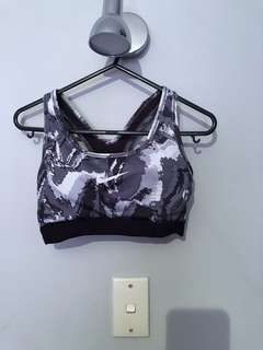 Nik dri-fit sports bra