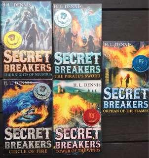 Secret Breakers by H.L. Dennis
