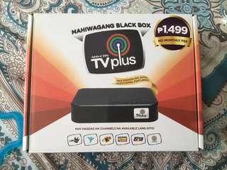 ABS-CBN TVPLUS BOX -NEW