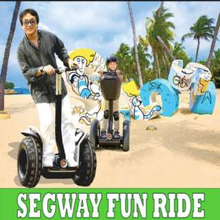 Segway Fun Ride Sentosa