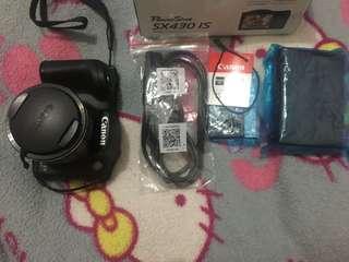 Canon SX430 Is ( Wifi Camera)