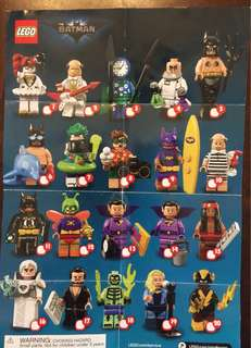Lego Batman Series 2