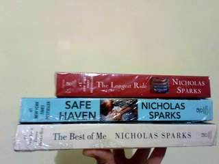 Nicholas Sparks Set 2