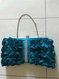 Styled Pouch Bag
