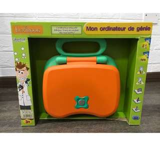 BNIB Lexibook Children Laptop